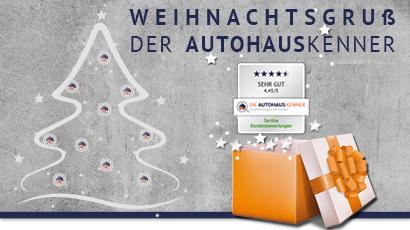 Die autohauskenner wissenswertes weihnachten for Bewertung autohaus